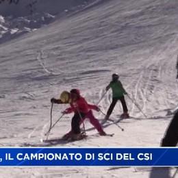 Colere - Continua il campionato di sci del Csi
