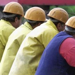 Potere d'acquisto a picco con la cassa Il lavoratore perde 610 euro al mese