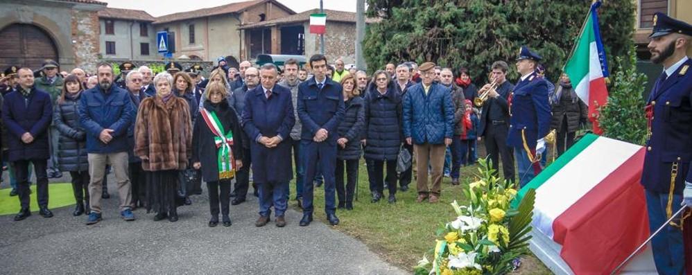 Un parco in ricordo del sacrificio dei poliziotti Barborini e D'Andrea