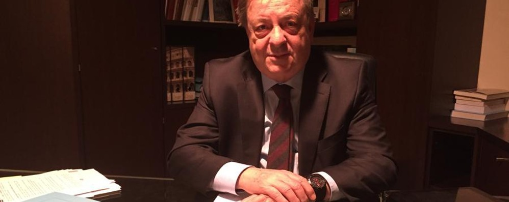 Tentorio: «Il mio ultimo mandato Gori inizi a fare qualcosa di suo»