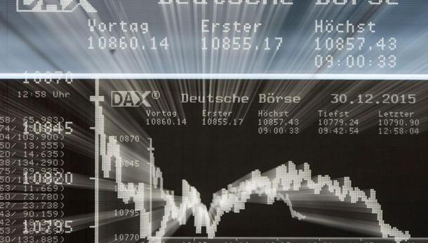Borsa: Francoforte conclude male, -3,3%