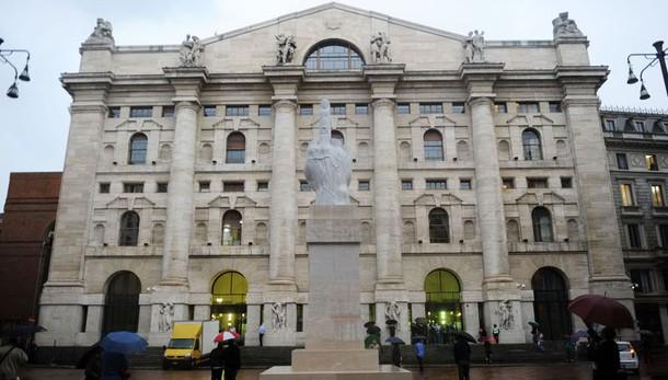 Borsa: Milano apre in rialzo (+1,08%)