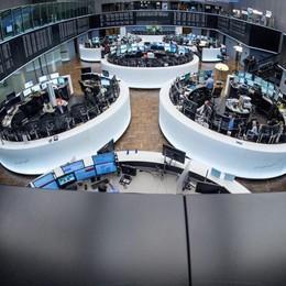 Borsa un disastro, peggio le banche Ubi, sospesa, -10%, Banco Popolare -9%