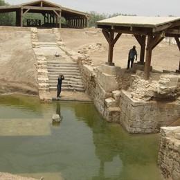 Giordania, il parco «bergamasco» diventa «Patrimonio dell'Umanità»