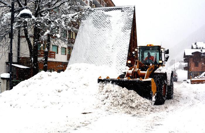 Finalmente la neve: qui siamo a Foppolo