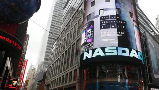Wall Street apre negativa, Dj -0,63%