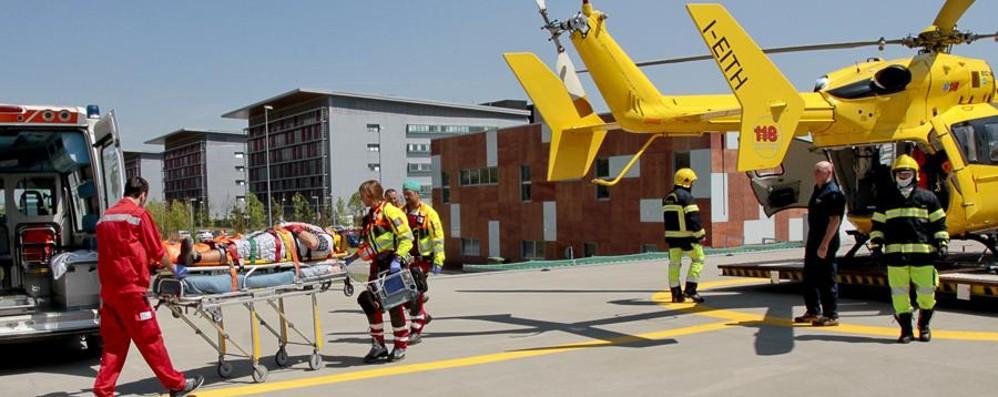 Lombardia,  numero unico emergenze Ogni giorno 13.500 chiamate - Video
