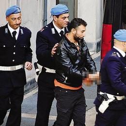 Orio, il caso del siriano arrestato Condannato per il passaporto falso