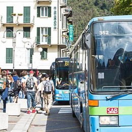 Problema per gli studenti in pullman  Con i bus «non scolastici» è rischio caos