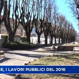 Clusone, ecco i lavori pubblici del 2016