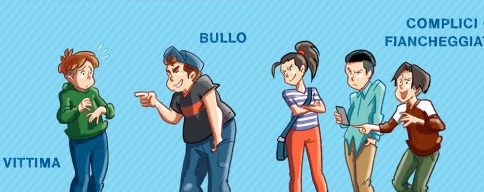 Mettere i «Cyberbulli al tappeto» Un manuale per i ragazzi sui social
