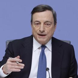 Bce, artiglieria pesante di Draghi Il tasso principale scende a zero