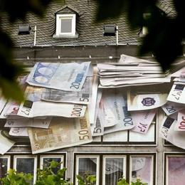 Mutui, nuova clausola  Casa alla banca se non paghi le rate