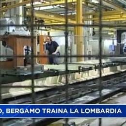 Bergamo, diminuisce la disoccupazione