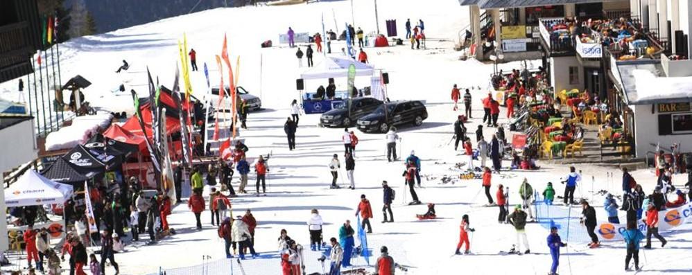 Foppolo, villaggio della neve Torna «Ski & Test drive»