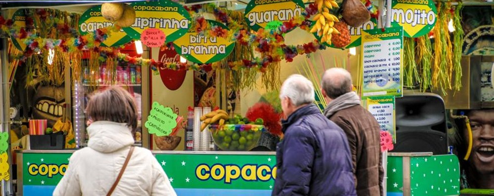 Street food in piazzale Alpini - foto Dalle 10.30 all'una, senza sosta