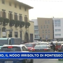 Bergamo, viabilità, il nodo irrisolto di Pontesecco