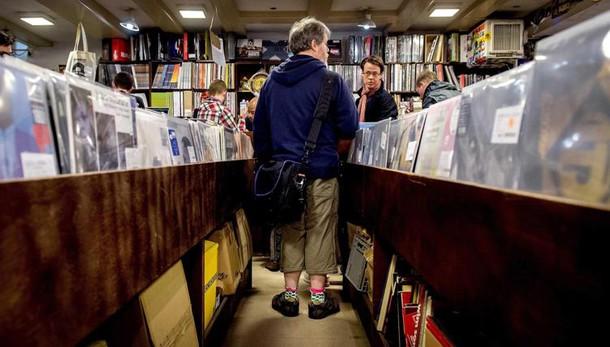 Record Store Day, è vinile-mania