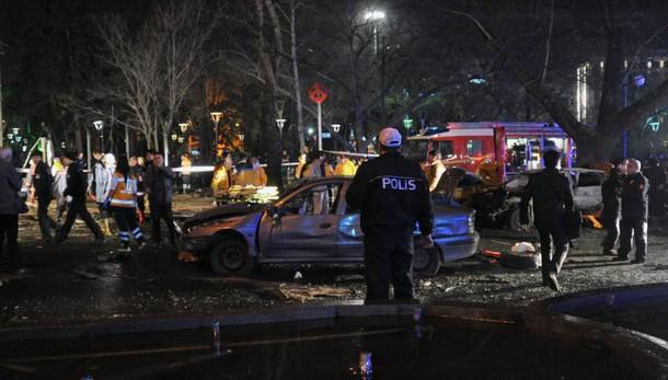 Ankara, bilancio attacco sale a 37 morti