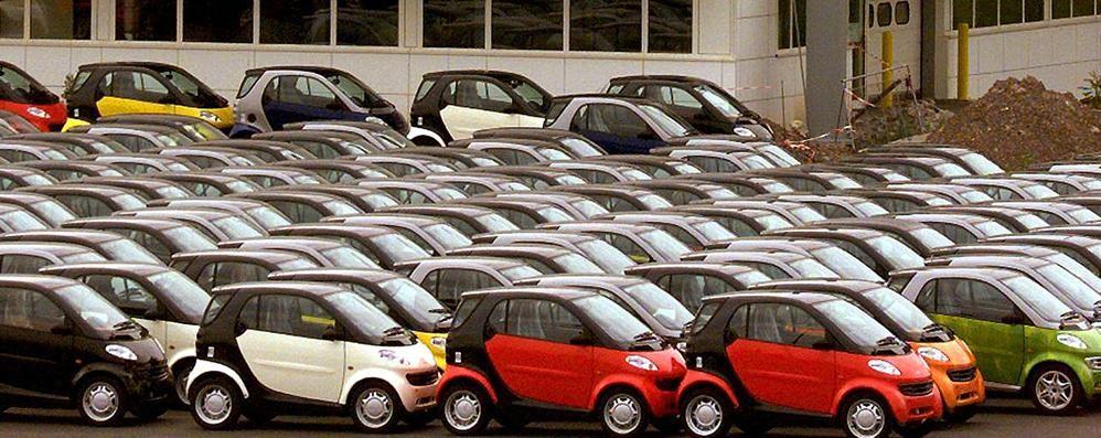 Car sharing di quartiere per limitare il traffico in città