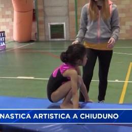 Csi, la ginnastica artistica invade a Chiuduno