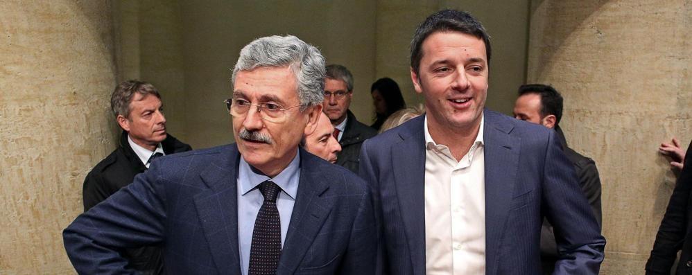 D'Alema, Renzi e la sinistra scomparsa