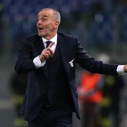 Stefano Pioli, tecnico della Lazio