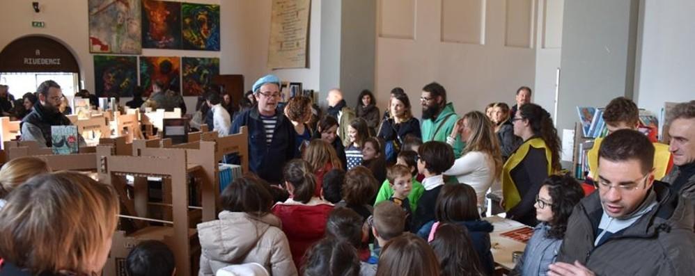 «La Vallata dei libri bambini» Raffica di eventi fino a domenica