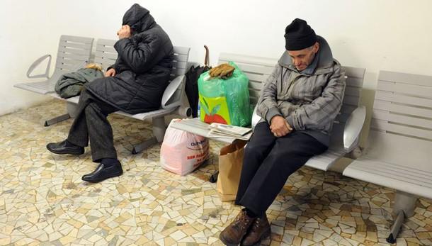 Povertà 'assoluta' per 1,47 mln famiglie