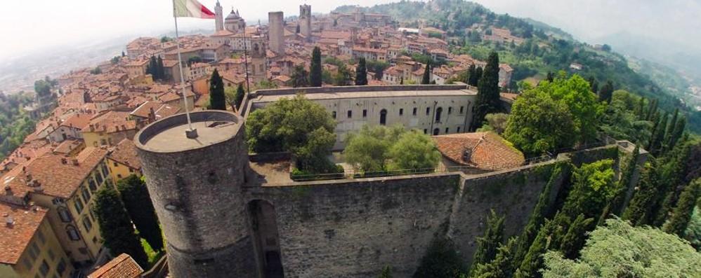 Rocca, via al cantiere della terrazza «Intervento atteso da molti anni»