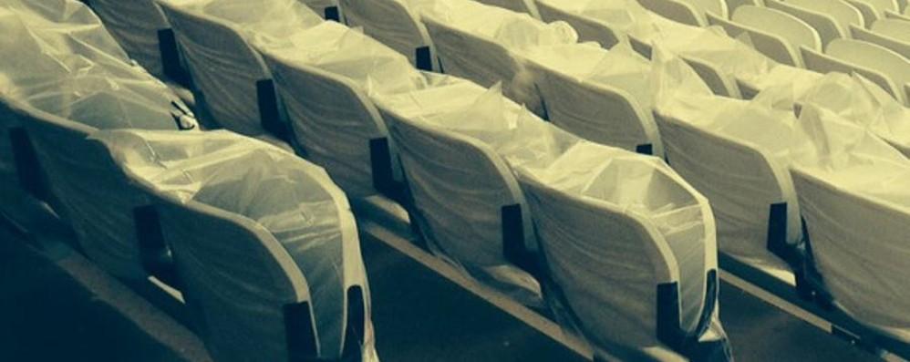 Alle Olimpiadi di Rio un pezzo di Bergamo Le sedie dello stadio sono di RadiciGroup