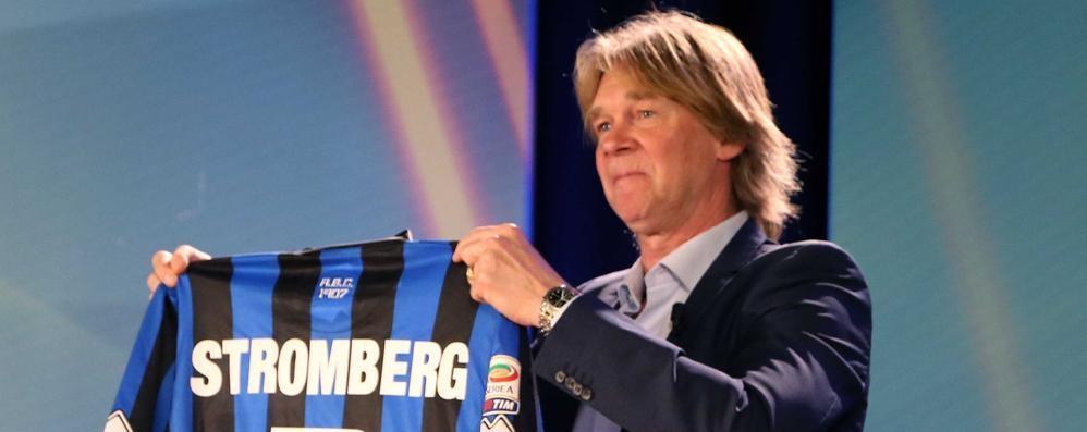 Atalanta, l'appello di Stromberg «Tutti allo stadio, mettiamoci il cuore»