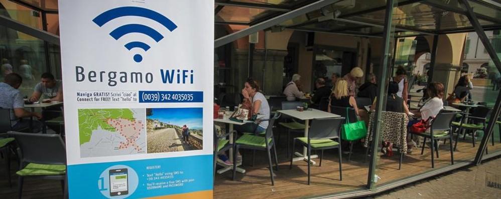 Bergamo città smart, balzo in classifica È al 14° posto a livello nazionale