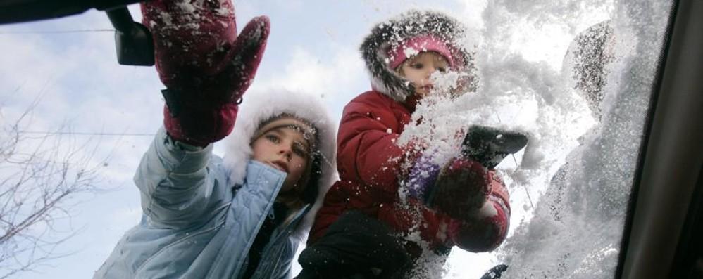 Neve a bassa quota in arrivo al Nord Migliora nel weekend delle Palme