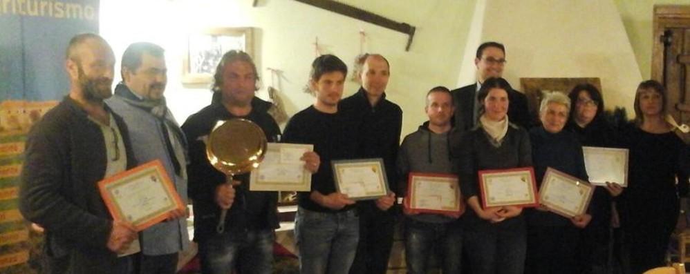 Piatto di Campagna Amica 2016 Vince la Scuderia della Valle di Valsecca