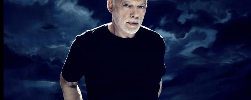 David Gilmour in concerto a Pompei 45 anni dopo lo storico live dei Pink Floyd