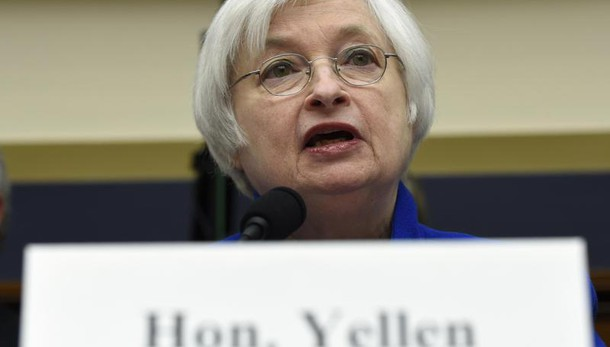 Fed lascia tassi invariati fra 0,25-0,5%