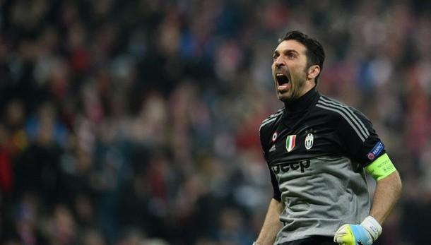 Juve: Buffon Orgoglioso della squadra