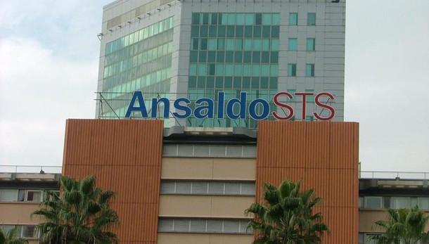 Perquisizione in sede Ansaldo Sts