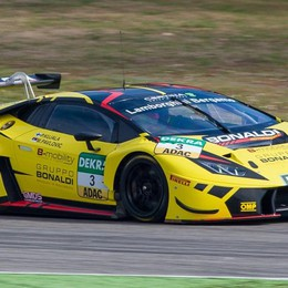 Team Bonaldi, la Huracán GT3 pronta per la nuova sfida tedesca - Foto