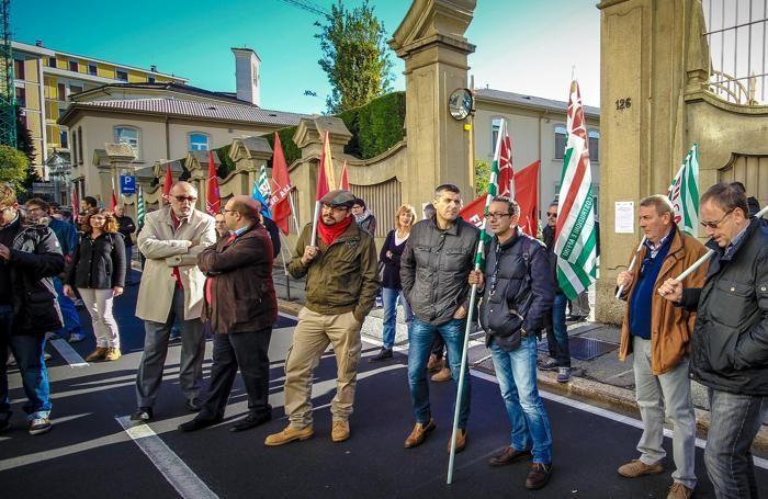 Lo sciopero del 30 ottobre