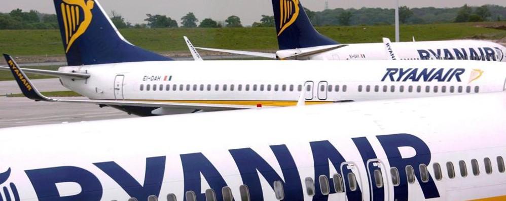 Ryanair cerca ancora personale A Bergamo selezioni il 22 marzo