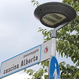 Luce nuova (a led) in città - Mappa Cambiato il 75% dell'illuminazione