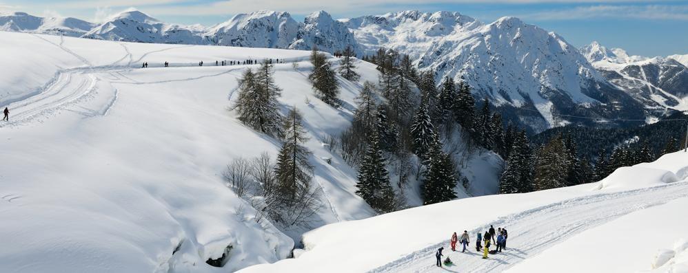 Non solo sci, la montagna cambia E la Val Seriana fa il pieno