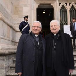 I vescovi lombardi pellegrini al Duomo Beschi eletto vicepresidente
