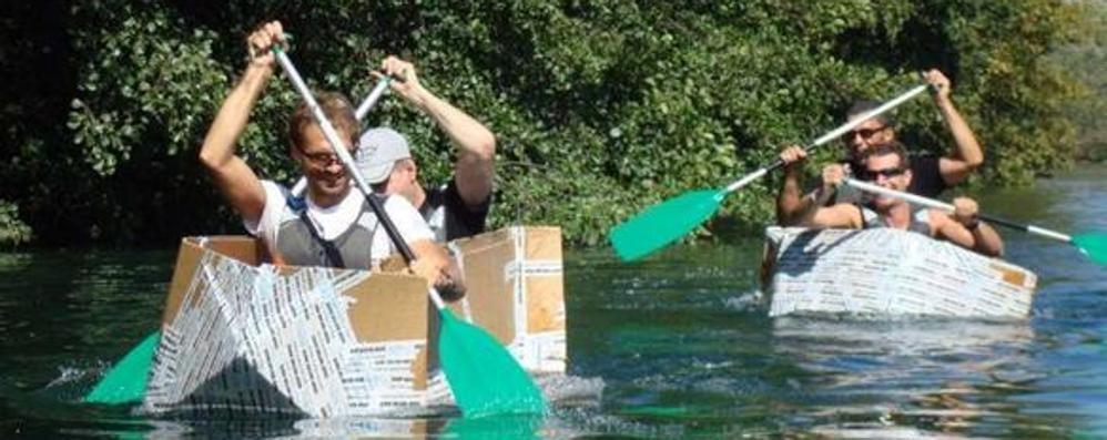 La solidarietà della Soap kayak race Raccolti 5 milioni di tappi per beneficenza