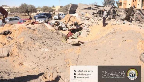 Libia: Rossi, nessuna 'war room' a Roma