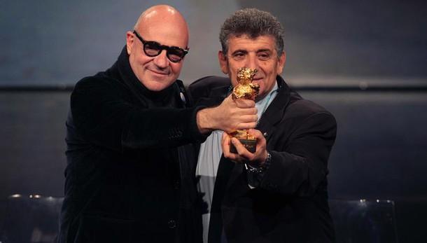 Mattarella riceve Gianfranco rosi