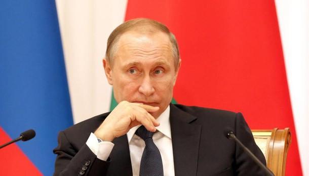 Putin,Russia congela produzione petrolio