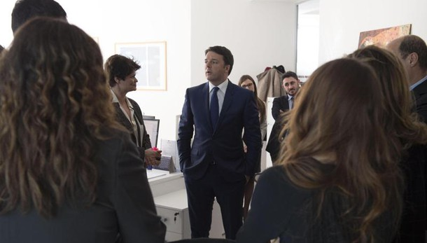Renzi, prossime settimane piano 2,5 mld